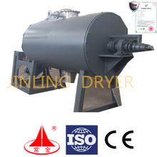 ZHG Jingling Industrial Low price Industrial Vacuum Paddle Dryer/Drying Machine for nut