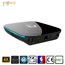 TOP BEST Amlogic s905 Q Box Android stream smart tv box 2gb 16gb