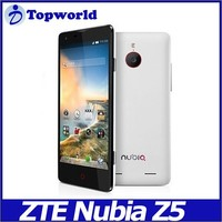 Hot selling ZTE Z5 phone 5.0 Inch Quad Core WCDMA China mobile factory directly