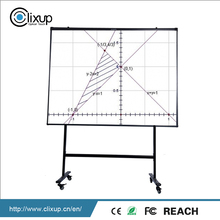 Factory outlet touch screen digital electric smart whiteboard with Mobile stand