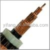 XLPE swa pvc cable 3.6/6kv single core copper XLPE insulated power cable 50mm2