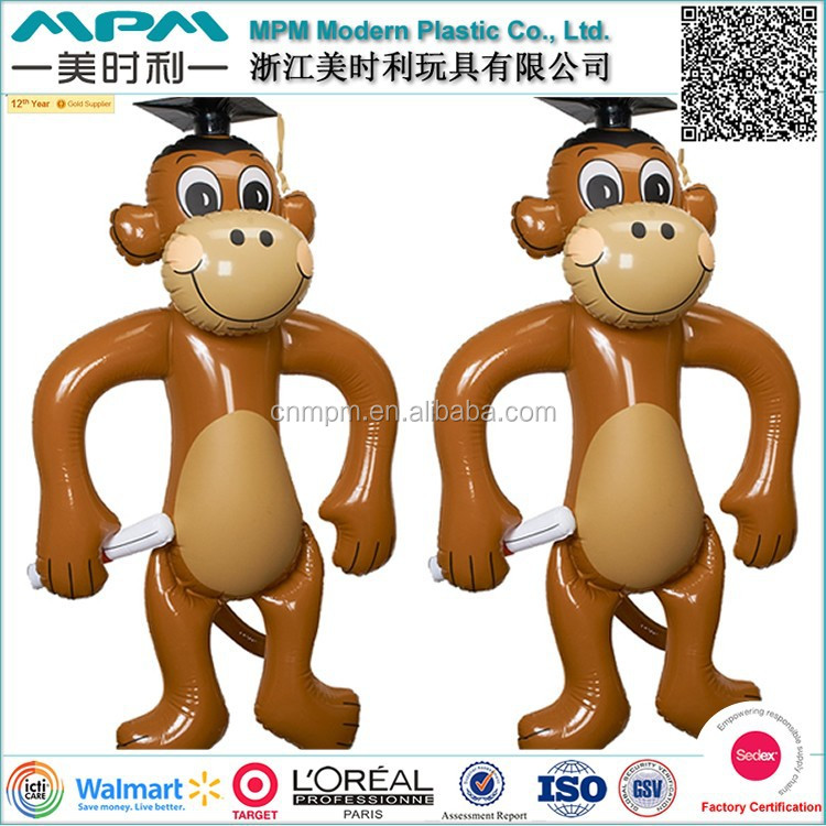 Promotional cheap inflatable animal toys,inflatable insect/pest toy, inflatable toy for kids
