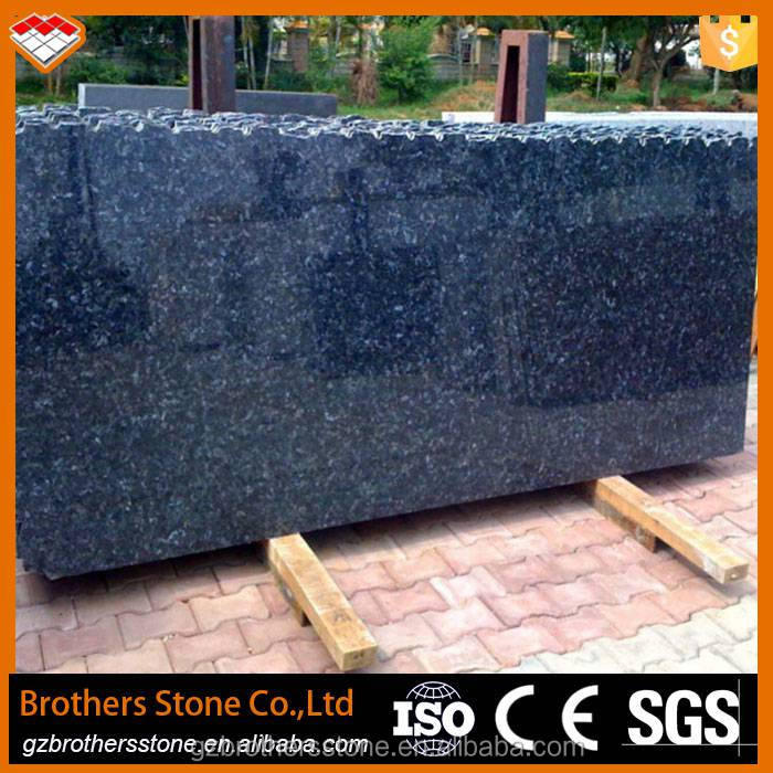 gems stones cheap floor tiles cheap floor tiles/blue pearl with high quality for sale exotic granite slabs