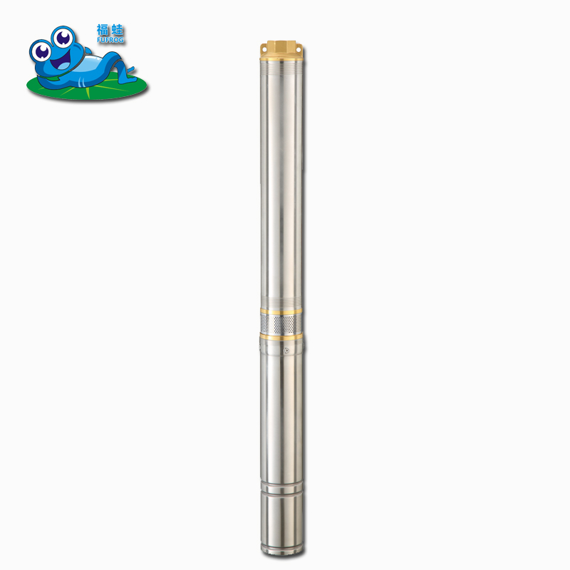 1 inch 2 inch 3 inch head electric stainless steel deep well submersible water pump