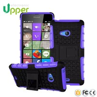 Wholesale cell Phone case made in China Silicone rubber case for nokia lumia 630 625 520 1020 case