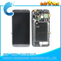 mobile parts touch screen wholesale for samsung galaxy note 2 n7100 lcd touch screen