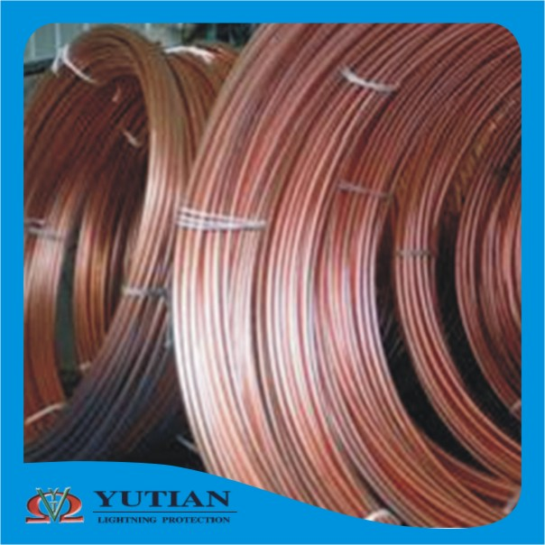 made in China surge protection CCS bare copper earth wire
