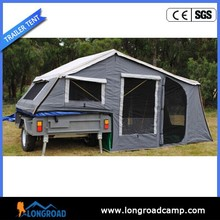 Luxury Camping off road camper trailer camper trailer tent