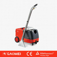 This machine adopts hot water to spray and dissolve the dirt and extract the dirty water.Carpet Cleaning Machine(GMC-2)