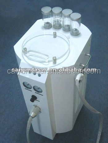 High Power Jet Peel Facial Machine - Oxygen and Water Charming W900