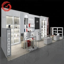 Bag shop kiosk design for shopping mall kiosk design