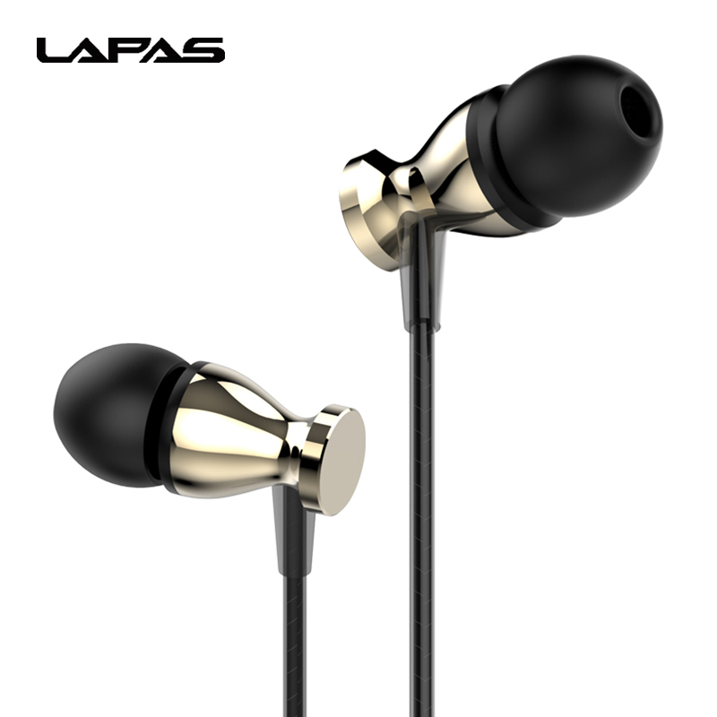 2017 mobile phone accessories high quality In-ear metal earphone and headsets, earbuds for Mobile Phone and computer with MIC