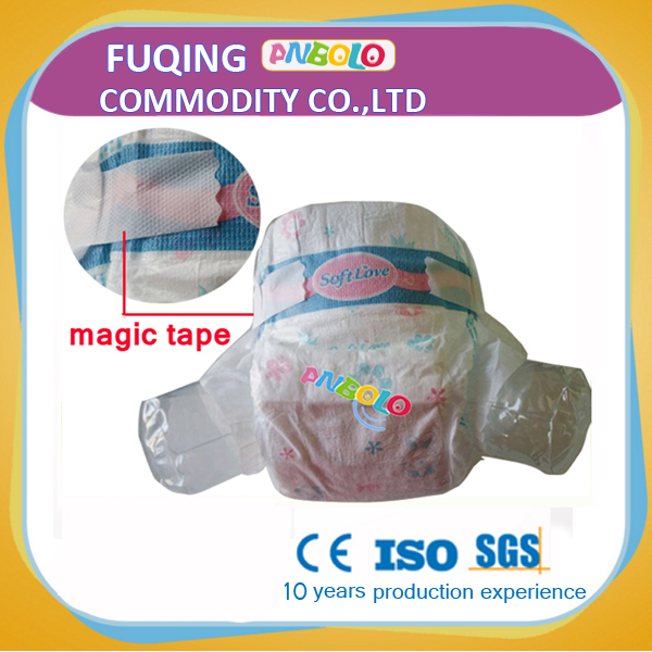 high quality disposable baby diapers oem manufacturer China