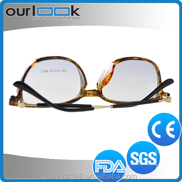 New Design Fashion Beautiful Ladies Decorative Eyeglass