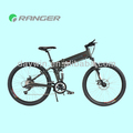 "2013 New design! 350W 36V 10AH 26"" li-ion battery Foldable Mountain E-bike with Pedals/throttle bar and Hidden Battery"