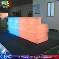 Foshan PE Plastic Indoor and outdoor Retail LED Display Table