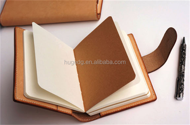 Wholesale colorful daily planner leather organizer & diary notebooks a5