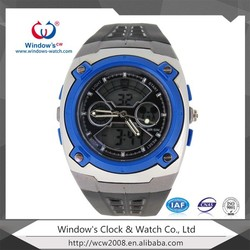 2014 Promotional popular in north merica market fashion plastic Unisex touch screen LED watches for students