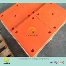 clear solid plastic sheet/ low temperature resistant uhmwpe panel/ flexible polyethylene panel