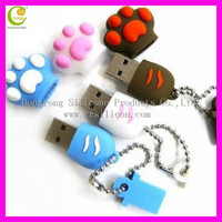 Hot Selling Monkey Shape 3D Soft Silicone Key USB Disk Cover,Mini USB Cover