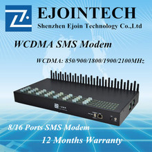 Ejointech sip wireless 16 port gsm modem bulk sms sending device