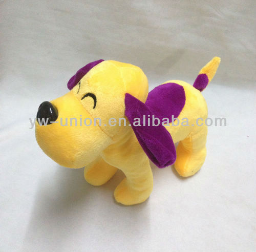 Hot-sale Stuffed Soft Plush Turkey Cartoon Pocoyo Dog