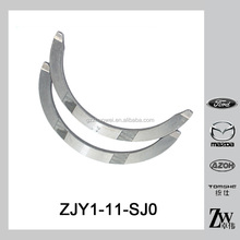 Original quality parts engine crankshaft thrust washer thrust bearing ZJY1-11-SJ0 for Mazda3 1.6