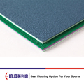 Indoor pvc vinyl badminton floor mat with BWF