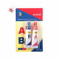 Fast curing Auto-Parts AB Glue, Modified Acrylic Adhesive