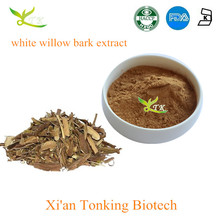 Relieve Pain herbal medicine white willow bark extract salicin