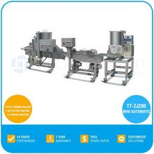 - Nugget Forming and Coating Processing line, All 304S/S, TT-ZJ200