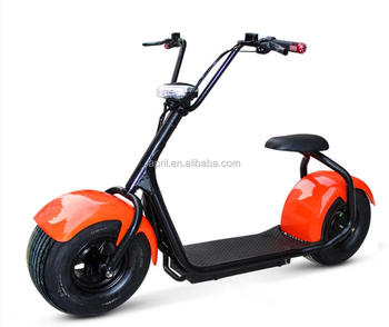 Wholesale 2 Wheel Unfoldable 1000 watt Electric Scooter for young people