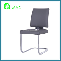 Modern indoor swing dining chair