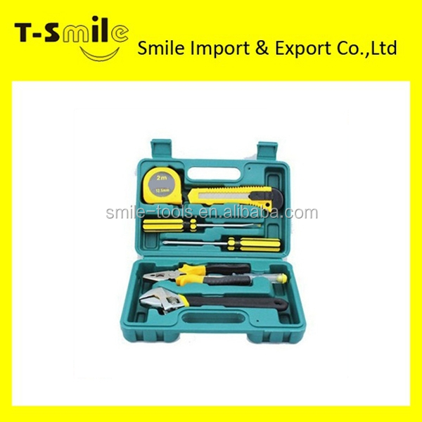 Household hand tool kit 20pcs hand tools set tool kit boxes