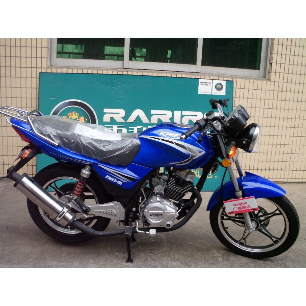 Hot model factory sale passenger transport 4 stroke 125cc motorcycle