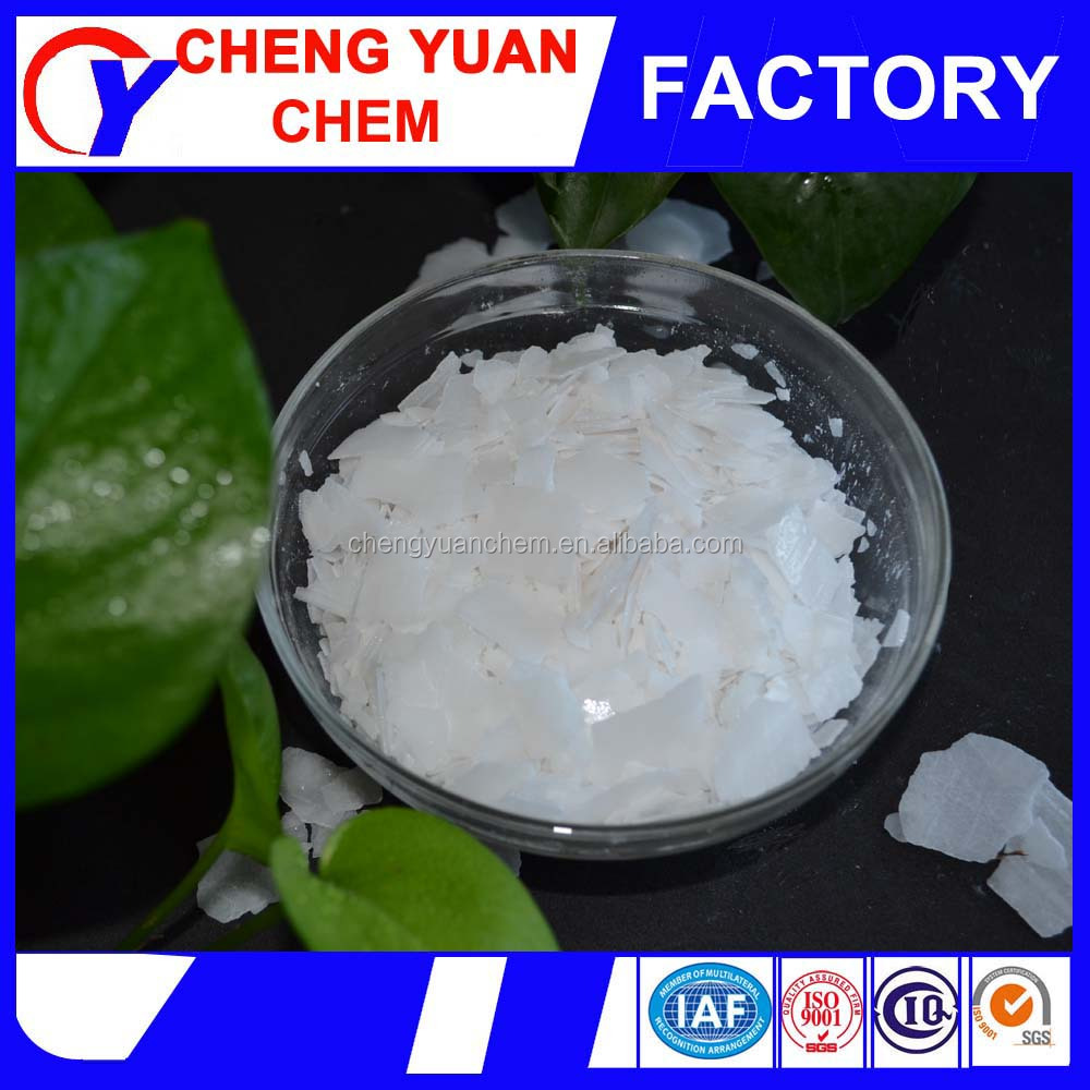 Sodium hydroxide 99% for soaps and detergents