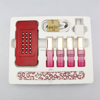 2014 New uv gel nails kit /gel nail kit/ gel nail polish kit mineral make up sets