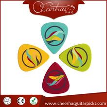 Global Music Instrument Accessories Custom Guitar Picks Plectrum For Sale