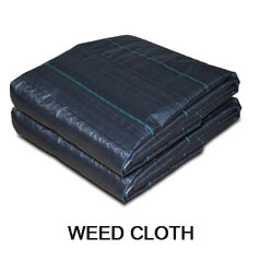Haicheng Sitong Magnesium-Plastic High Quality Agricultural anti UV weed mat / weed killer fabric / weed cloth