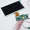 High Resolution LCD USB Innovative Greeting Card Sound Video Media Player Module
