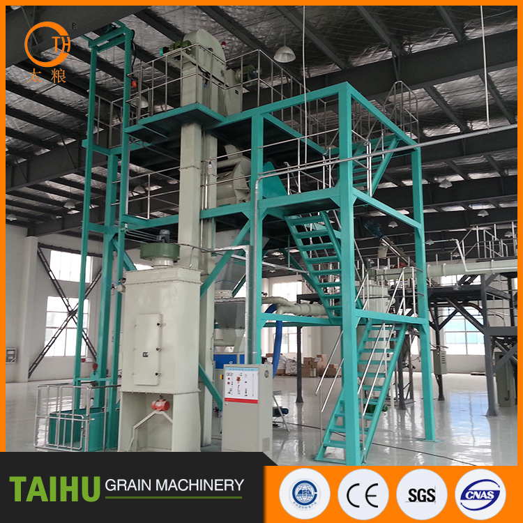 Hot sales crab feed pellet production line Factory Sale