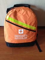 OEM Manufacture fashion colorful first aid backpack
