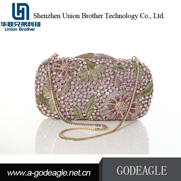 Cheap Wholesale Rhinestone bag evening bag