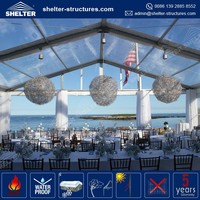 Beijing used sturdy and never rust canopies for different outdoor events, parties, weddings.