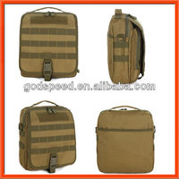 Authentic Military Army Green Nylon Duffel Bag