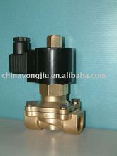 Normally Open Brass Solenoid Valve