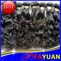 5A high quality wholesale FYWW3 virgin deep wave human hair for braiding Hair Malaysian