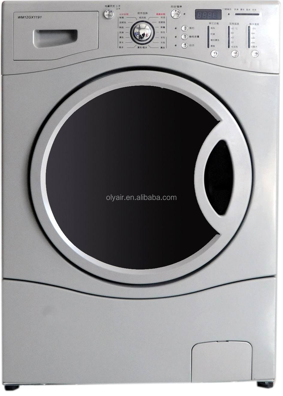 Brand new 12KG front loading washing machine with LED display