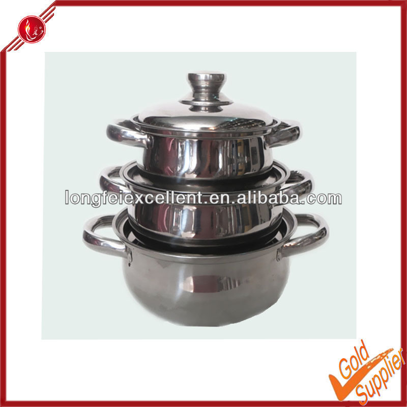 Stainless steel pot happy call microwave borosil korean cookware