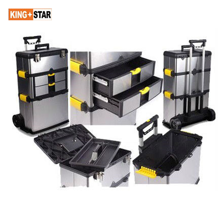 Stainless Steel Suitcase Tool Box